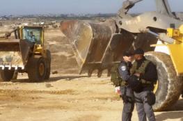جرافات الاحتلال تهدم قرية العراقيب للمرة 144 على التوالي