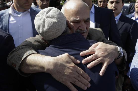 الامير حسن بن طلال أول مسؤول عربي يزور موقع هجوم نيوزيلندا (صور )