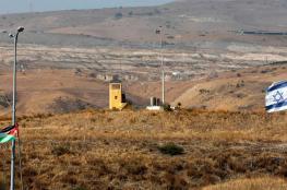 """الاردن : اتفاقية الباقورة والغمر انتهت ولن نجدد """"لاسرائيل """""""