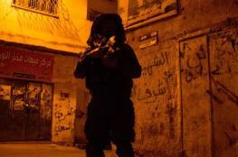 """الاحتلال يواصل البحث عن المطارد """" أحمد جرار """" ويقتحم جنين فجر اليوم"""