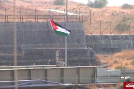الجيش العربي يبسط سيطرته على الباقورة والغمر ويرفع العلم الاردني
