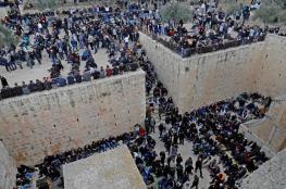 هيئة العمل الوطني ترفض القرار الاسرائيلي باغلاق  باب الرحمة