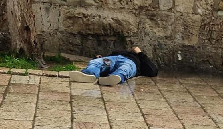 الاحتلال يعدم فلسطينياً بالقدس