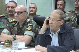 عون: نريد أن نعرف من هي أم لبنان لكي نعطيها لبنان