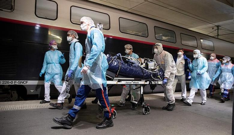 """""""اسرائيل """" : ارتفاع حاد باصابات فيروس كورونا"""