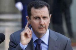 """فرنسا: بشار الأسد سيحاكم كـ""""مجرم حرب"""""""