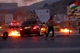 أهالي حوارة جنوب نابلس يصدون هجوما للمستوطنين