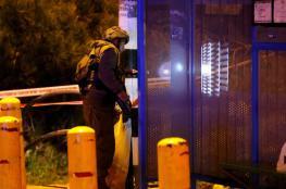 الاحتلال يواصل البحث عن  منفذ عملية اطلاق النار برام الله
