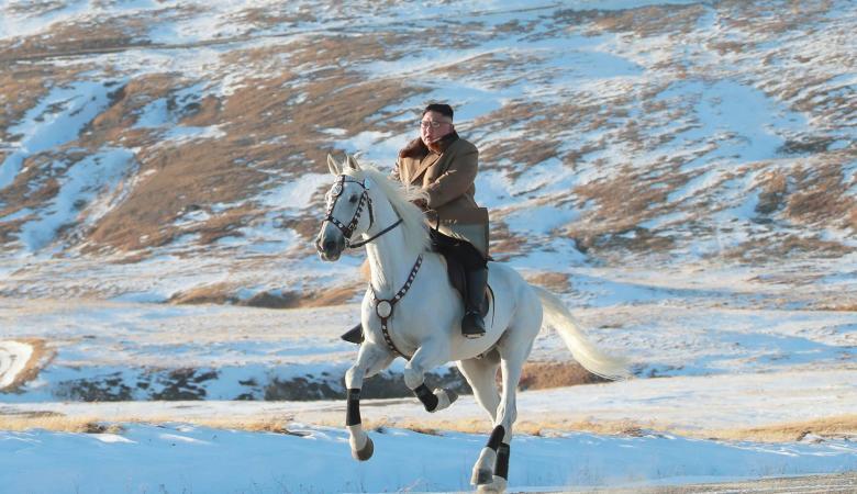 الزعيم الكوري اشتري خيولاً بنصف مليار دولار