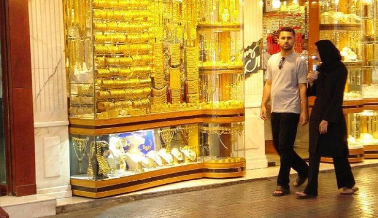 الذهب عند اقل سعر له منذ 4 أسابيع