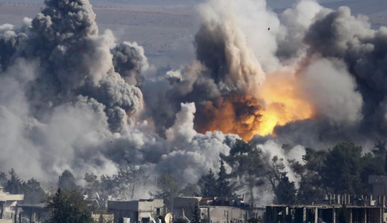 التحالف الدولي : نفذنا 23 الف غارة على مواقع داعش في العراق وسوريا