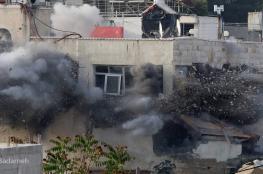 غرفة عمر بقيت صامدة بالرغم من تفجير المنزل مرتين