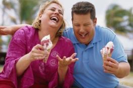 دراسة حديثة : البدناء أكثر سعادة من أصحاب الأوزان الخفيفة