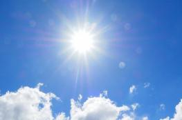 حالة الطقس : درجات الحرارة تواصل الارتفاع