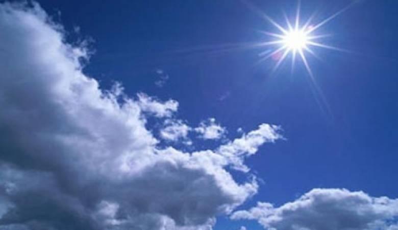 حالة الطقس: أجواء صافية وحارة نسبيا