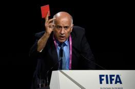 الرجوب رئيسا للاتحاد الفلسطيني لفترة ثالثة
