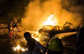 19 قتيلا واصابة 30 آخرين في حادث سير مروع وسط القاهرة
