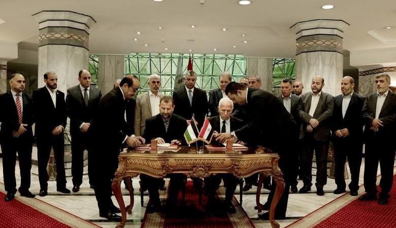 أبرز بنود اتفاق القاهرة بين حركتي فتح وحماس