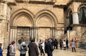 اغلاق كنيسة القيامة لليوم التالي على التوالي في سابقة تاريخية هي الاولى منذ احتلال القدس