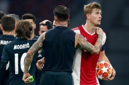 يوفنتوس يتوصل لاتفاق مع النجم الهولندي دي ليخت