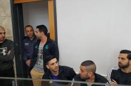 """الحكم على 5 شبان فلسطينيين بالسجن لسنوات عديدة بتهمة """"التخابر مع حزب الله"""""""