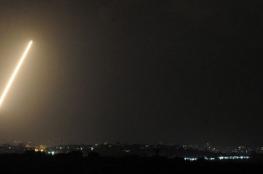 """جيش الاحتلال يعلن سقوط صاروخين على """"اشكول """" أطلقا من سيناء"""