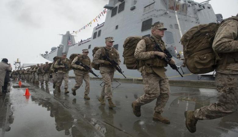 واشنطن توافق على إرسال قوات أمريكية إلى السعودية