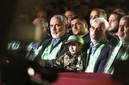 فتح تدعو حماس للتخلي عن حكم قطاع غزة