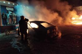 الدفاع المدني يعلن تعامله مع 25 حالة اطفاء حريق ومساعدة يوم أمس