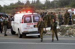 اصابة جندي اسرائيلي في هجوم للمستوطنين جنوب نابلس