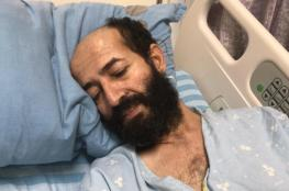 الاسير ماهر الاخرس يواصل اضرابه المفتوح عن الطعام لليوم 82 على التوالي