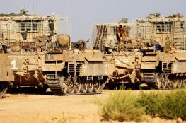 جرافات الاحتلال تتوغل شمال قطاع غزة