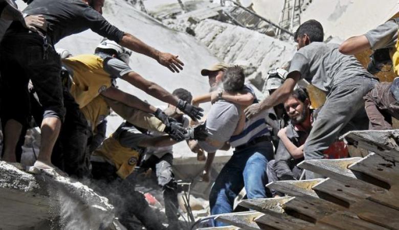 مقتل 18 سورياً بينهم 8 من أسرة واحدة في إدلب