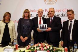 الحمد الله : تطوير قطاع الصحة اثبت قدرتنا على ادارة الدولة