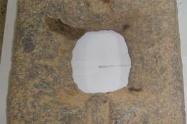 الشرطة تضبط طاحونة أثرية عمرها 2500 عام داخل منزل في الخليل