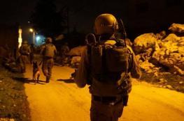 الاحتلال ينفذ اعتقالات ومداهمات في نابلس والبيرة
