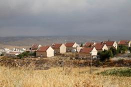 الاستيطان يلتهم الضفة الغربية وينتشر فيها كالسرطان