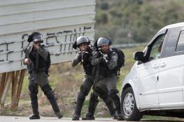 اصابات في مواجهات مع الاحتلال غرب طولكرم