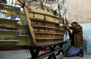 محافظة الخليل وبلدية دورا تشرعان ببناء مجسم سفينة سيدنا نوح