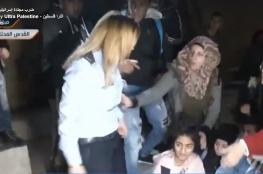 الاحتلال يمدد اعتقال مقدسية قامت بضرب مجندة اسرائيلية  في باب العامود
