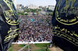 الجهاد الاسلامي : استهداف الرئيس عباس يؤكد ان اميركا راعية الارهاب الصهيوني