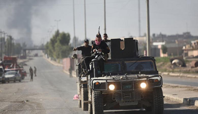 العراق : 60 % من الموصل اصبحت تحت سيطرتنا