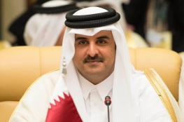 الامير تميم : قطر لا تخشى المقاطعة ونحن بالف خير بدون الدول التي تحاصرنا
