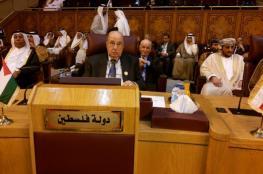 الزعنون: القضية الفلسطينية على رأس الأولويات في المؤتمر الثاني للبرلمان العربي