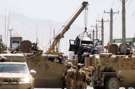إصابة 7 جنود مصريين إثر تفجير مدرعتين