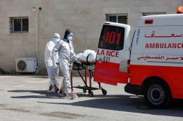 تسجيل 3 حالات وفاة جديدة بفيروس كورونا بالضفة الغربية