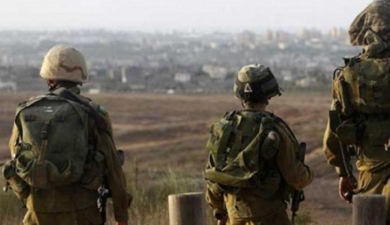 الاحتلال يعتقل شابين تسللا من غزة