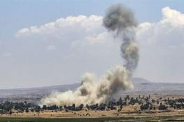 عشرات القتلى والجرحى في قصف استهدف حلب السورية