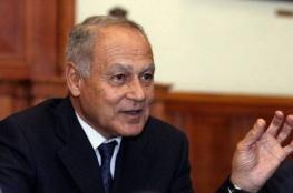 أبو الغيط يبحث مع جوتيريش آخر مستجدات القضية الفلسطينية