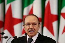 شاهد ...هكذا قدم بوتفليقة استقالته من رئاسة الجزائر